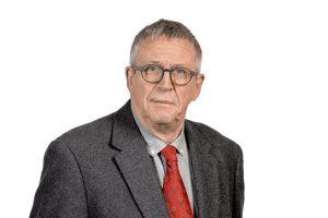 Andreas Herbusch - Ortsvorsteher und Mitglied im Rat der Stadt Minden